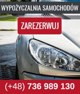 Kraków wypożyczalnia samochodów